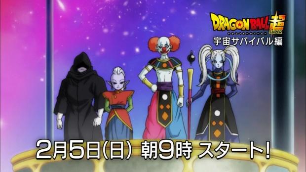 Deus da Destruição Palhaço (Dragon Ball Super - Universe Survival)