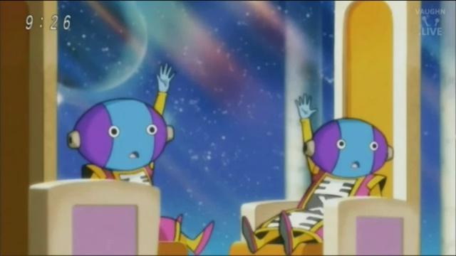 Dois Zenou (Dragon Ball Super - Episódio 77)