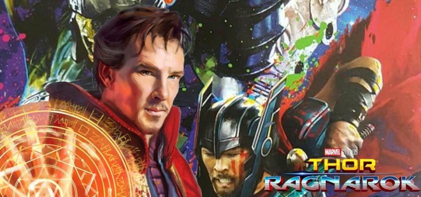 Doutor Estranho confirmado em Thor - Ragnarok