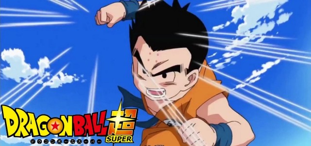 Dragon Ball Super - Goku e Kuririn e os Spoilers do Episódio 75