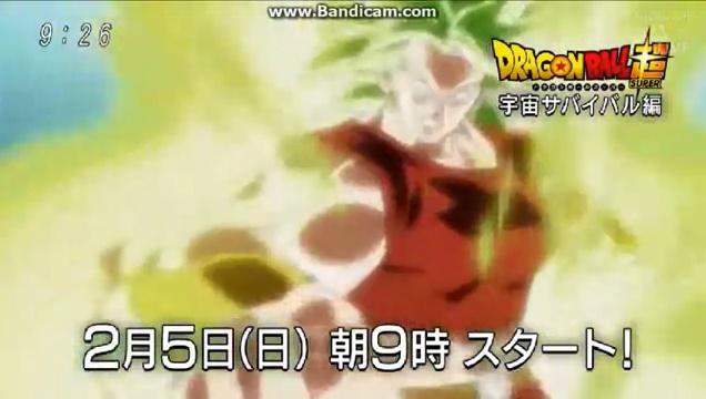 Dragon Ball Super - Primeira Super Sayajin Mulher no Universe Survival parece com o Brolly