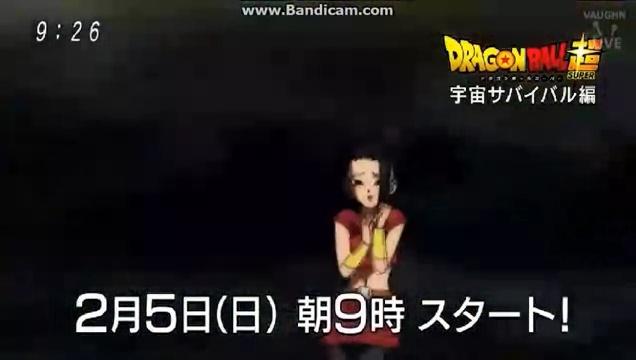 Dragon Ball Super - Primeira Super Sayajin Mulher no Universe Survival