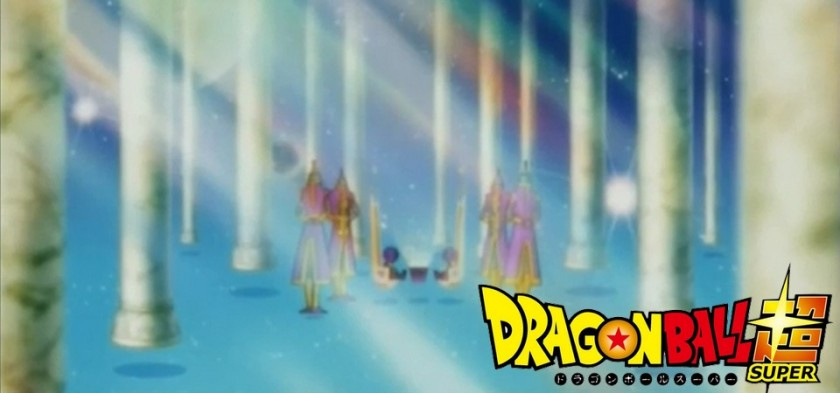 Dragon Ball Super - Torneio do Universe Survival no Preview do Episódio 77
