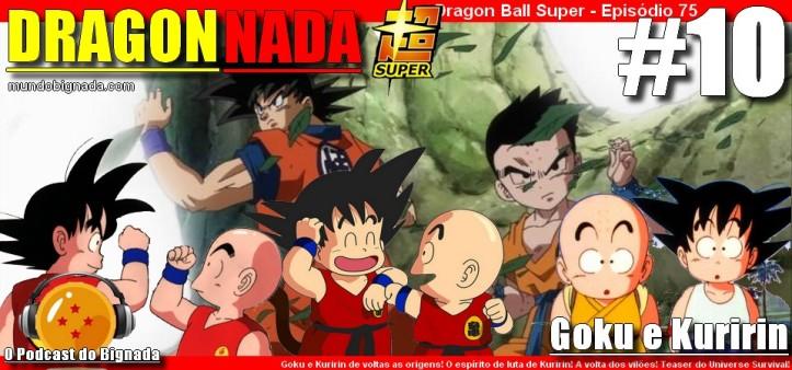 Dragon Nada #10 - Goku e Kuririn