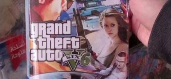 GTA VI é lançado no Brasil exclusivo para PS2