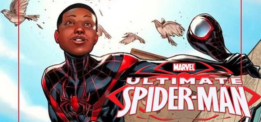 Homem-Aranha Miles Morales vai ganhar filme animado pelo Sony