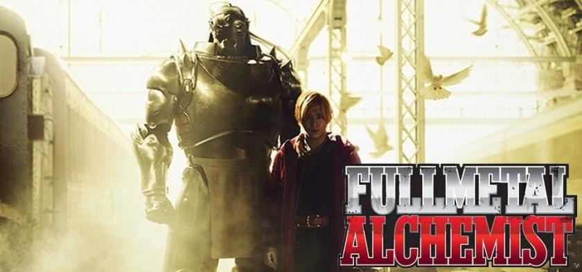 Liberadas duas imagens oficiais do filme live action de Fullmetal Alchemist