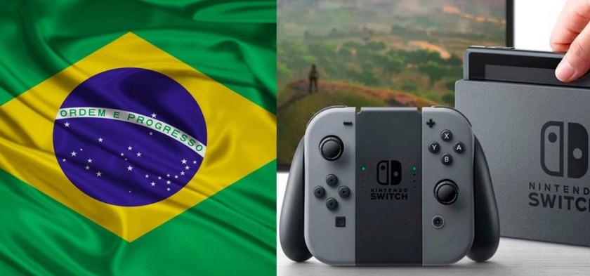 Nintendo Switch terá jogos dublados em português no Brasil