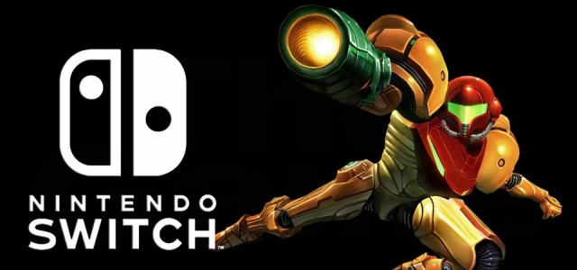 Novo Metroid será lançado para Nintendo Switch