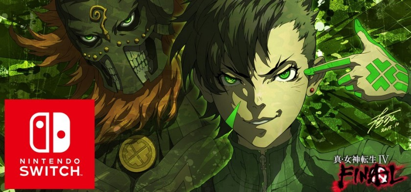 Novo Shin Megami Tensei será exclusivo do Nintendo Switch, segundo Obe1Plays