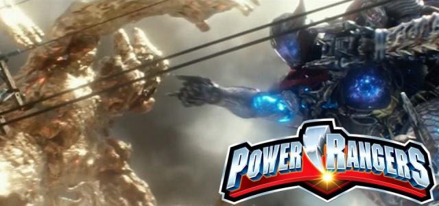 Power Rangers - Trailer #2