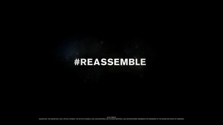 #Reassemble (Vingadores da Square Enix)