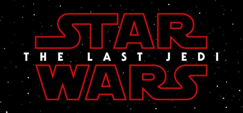 Star Wars - The Last Jedi é o título oficial do Episódio VIII