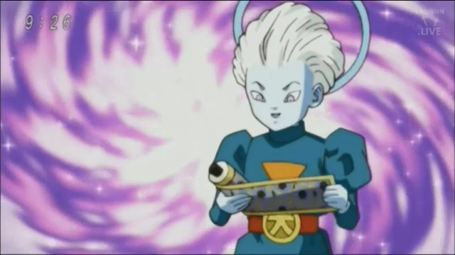 Sumo Sacerdote de Zenou (Dragon Ball Super - Episódio 77)