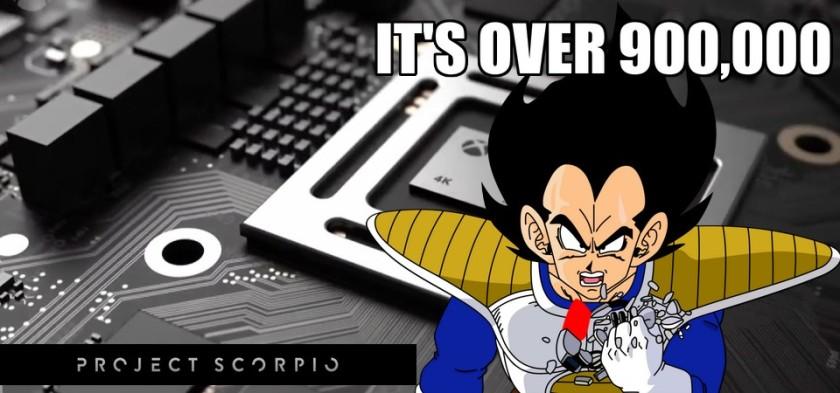 Xbox Project Scorpio pode ser ainda mais poderoso do que foi dito na E3 2016
