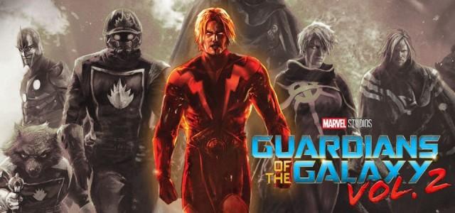 Adam Warlock pode aparecer em Guardiões da Galáxia Vol.2