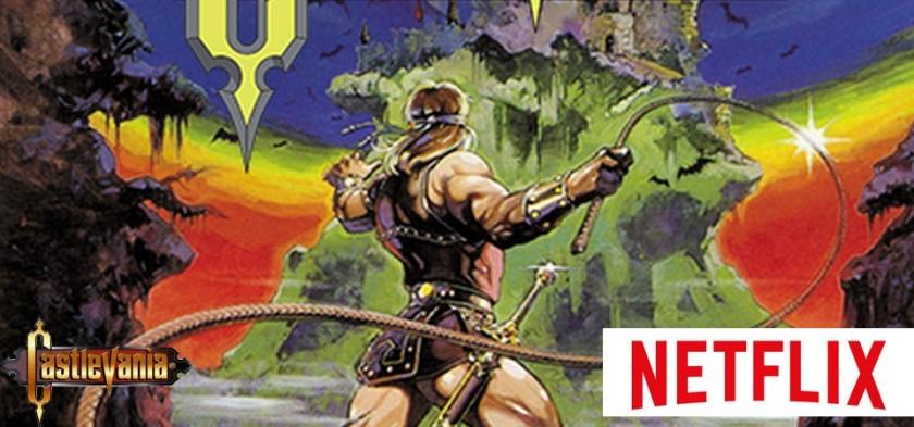 Castlevania vai ganhar série animada pelo Netflix