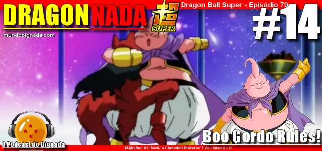 Dragon Nada #14 - Boo Gordo Rules