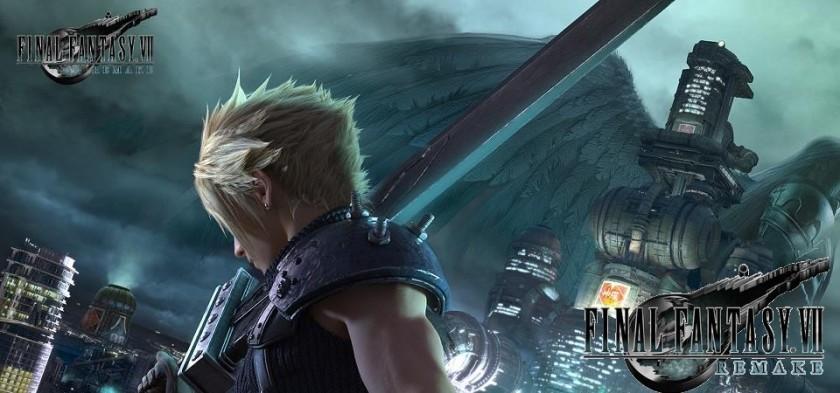 Final Fantasy VII Remake ganha duas artworks pelos 30 anos de aniversário da série