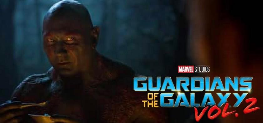 Guardiões da Galáxia Vol. 2 - Teaser do Trailer #3