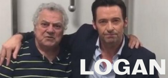 Hugh Jackman se encontra com Isaac Bardavid