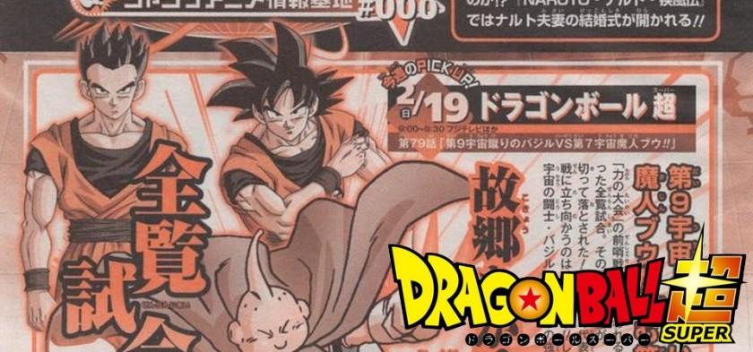 Jump libera Preview do Episódio 79 de Dragon Ball Super