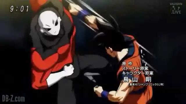 Limit Breaker x Survivor - Goku Vs. Novo Guerreiro em Dragon Ball Super
