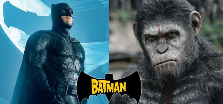 Matt Reeves será o diretor de The Batman