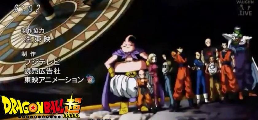 Opening 2 de Dragon Ball Super - Limite Breaker x Survivor