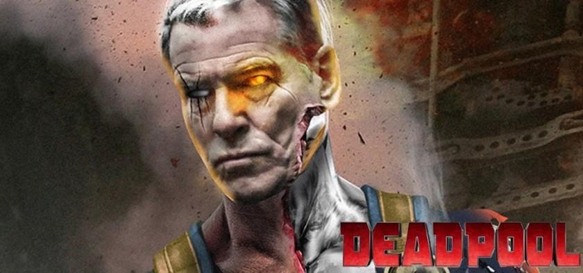 Pierce Brosnan pode ser Cable em Deadpool 2