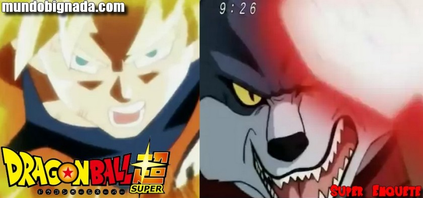 Super Enquete - Goku Vs. Bergamo