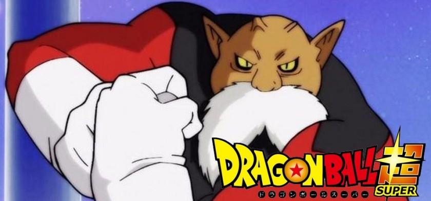 Dragon Ball Super - Goku Vs. Toppo nos Spoilers do Episódio 82