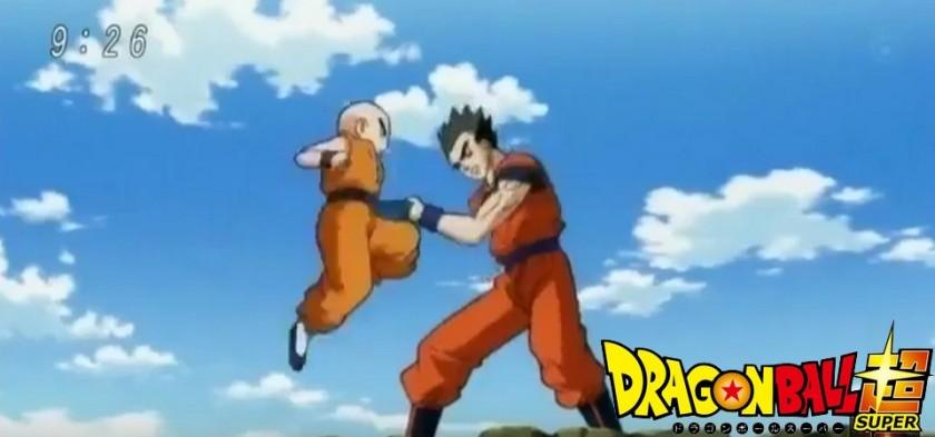 Gohan Vs. Kuririn no Preview do Episódio 84 de Dragon Ball Super