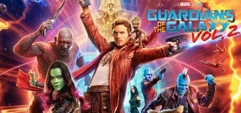 Guardiões da Galáxia Vol. 2 - Trailer #3
