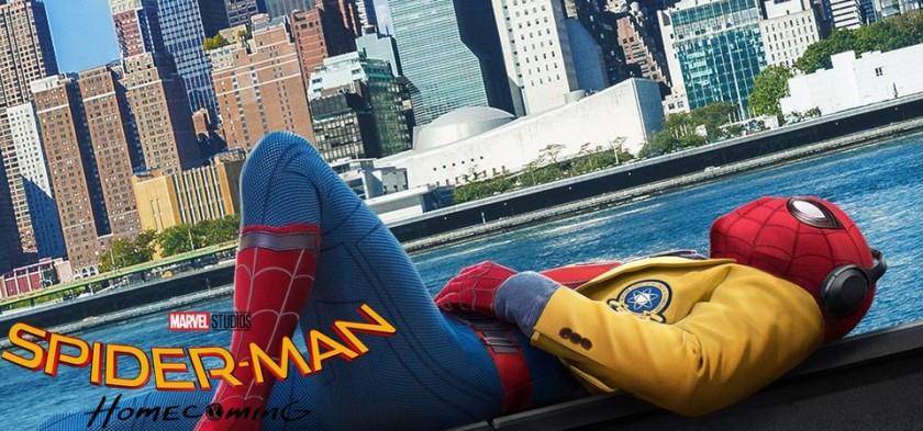Homem-Aranha - De Volta ao Lar - Trailer #2