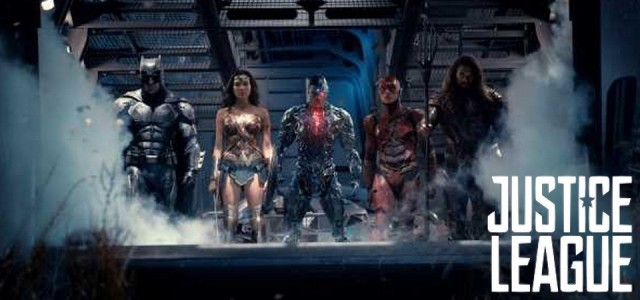 Liga da Justiça - Teaser do Trailer #2