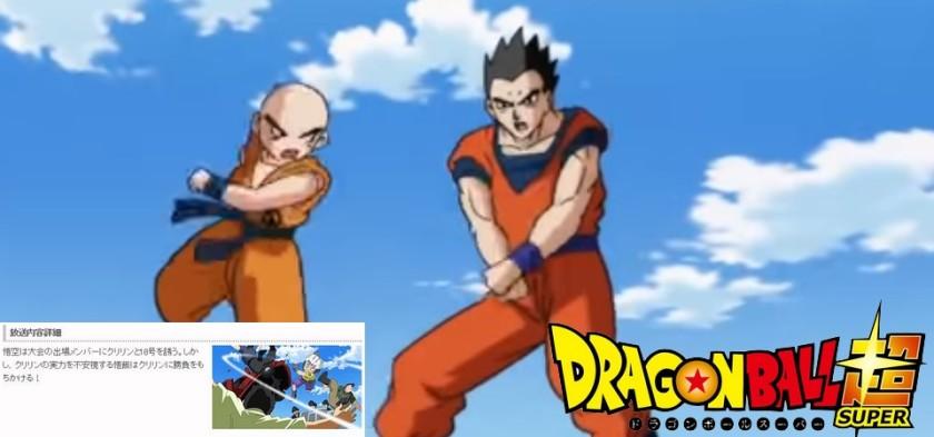Preview da Fuji TV do episódio 84 de Dragon Ball Super