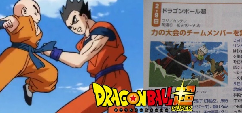 Reveladas sinopses dos episódios 84 e 85 de Dragon Ball Super