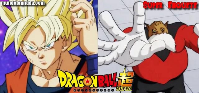Super Enquete - Goku Vs. Toppo