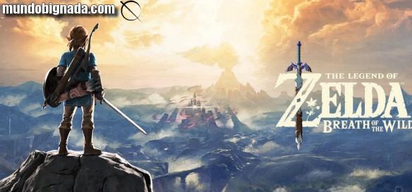 The Legend of Zelda - Breath of the Wild - Crítica do Mundo Bignada