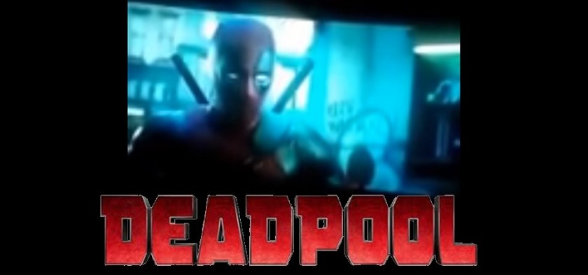 Vaza Teaser Trailer de Deadpool 2