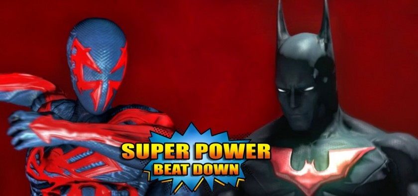 Batman do Futuro Vs. Homem-Aranha 2099 - Super Power Beat Down - Episódio 21