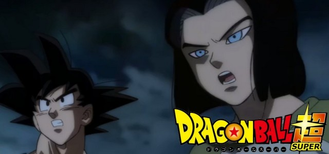 Dragon Ball Super - Goku e 17 Vs. Alienígenas no Preview do Episódio 87