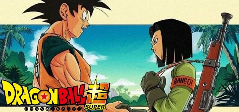 Dragon Ball Super - Goku Vs. 17 nos spoilers do Episódio 86