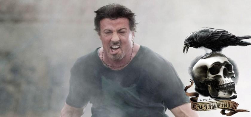 Silvester Stallone fora da franquia Mercenários do cinema