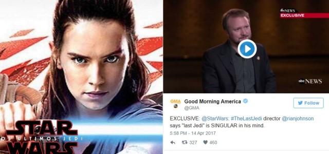 Star Wars - Os Últimos Jedi é uma tradução errada do filme