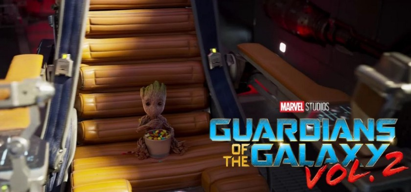 Yondu, Teen Groot, Starhawk, Adam Warlock, Vigia e as Cinco Cenas Pós-Créditos de Guardiões da Galáxia Vol. 2