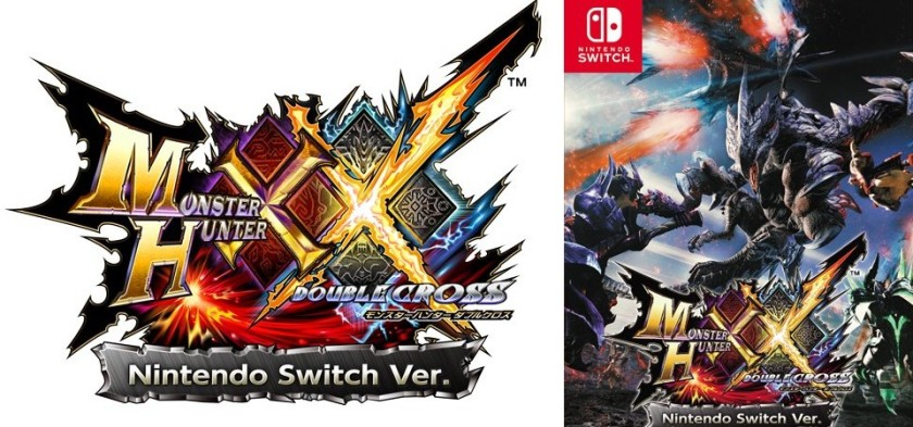 Anunciada versão de Monster Hunter XX para Nintendo Switch