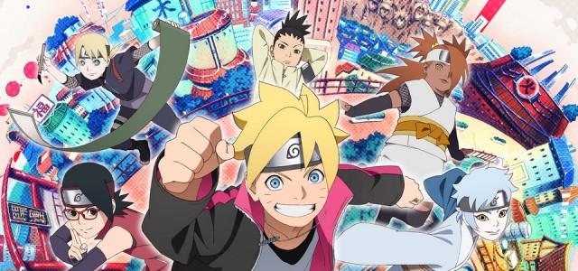 Boruto - Naruto Next Generations - Primeiras Impressões
