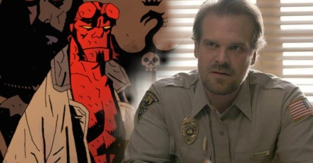 David Harbour (Hellboy)